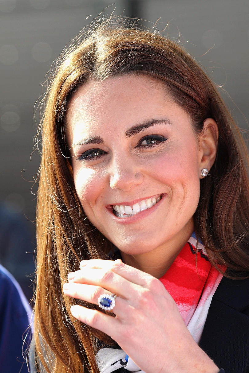 Royal Engagement Rings Kate Middleton, Duchess of Cambridge