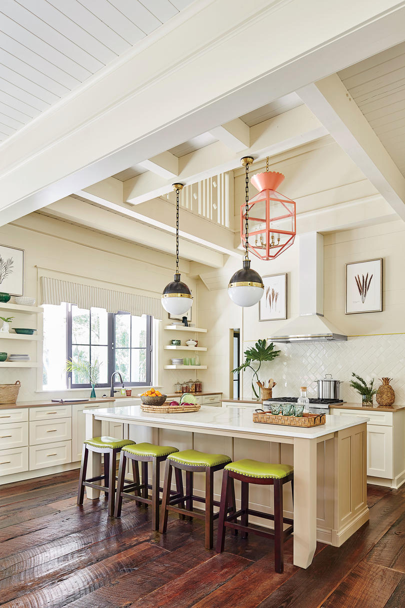 our dream beach house: step inside the 2017 southern living idea