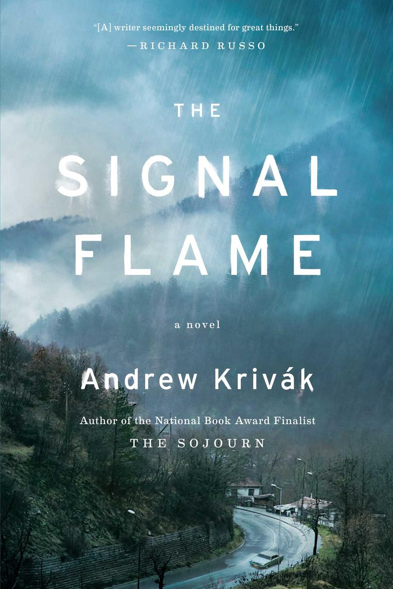 The Signal Flame: A Novel by Andrew Krivak