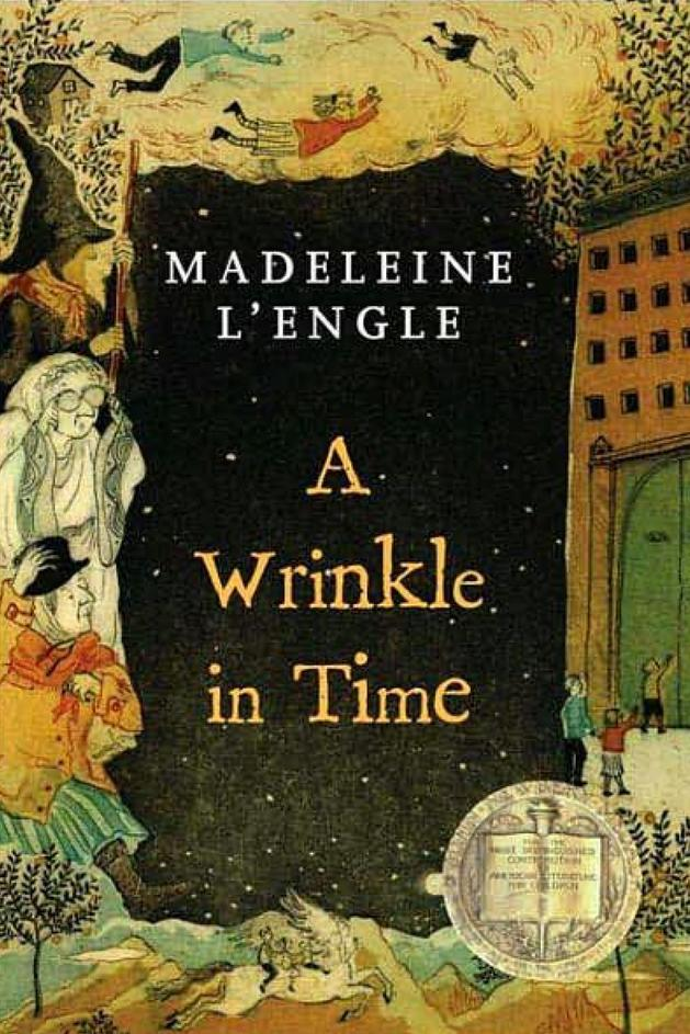 RX_1707_A Wrinkle in Time by Madeleine L'Engle_Audiobook