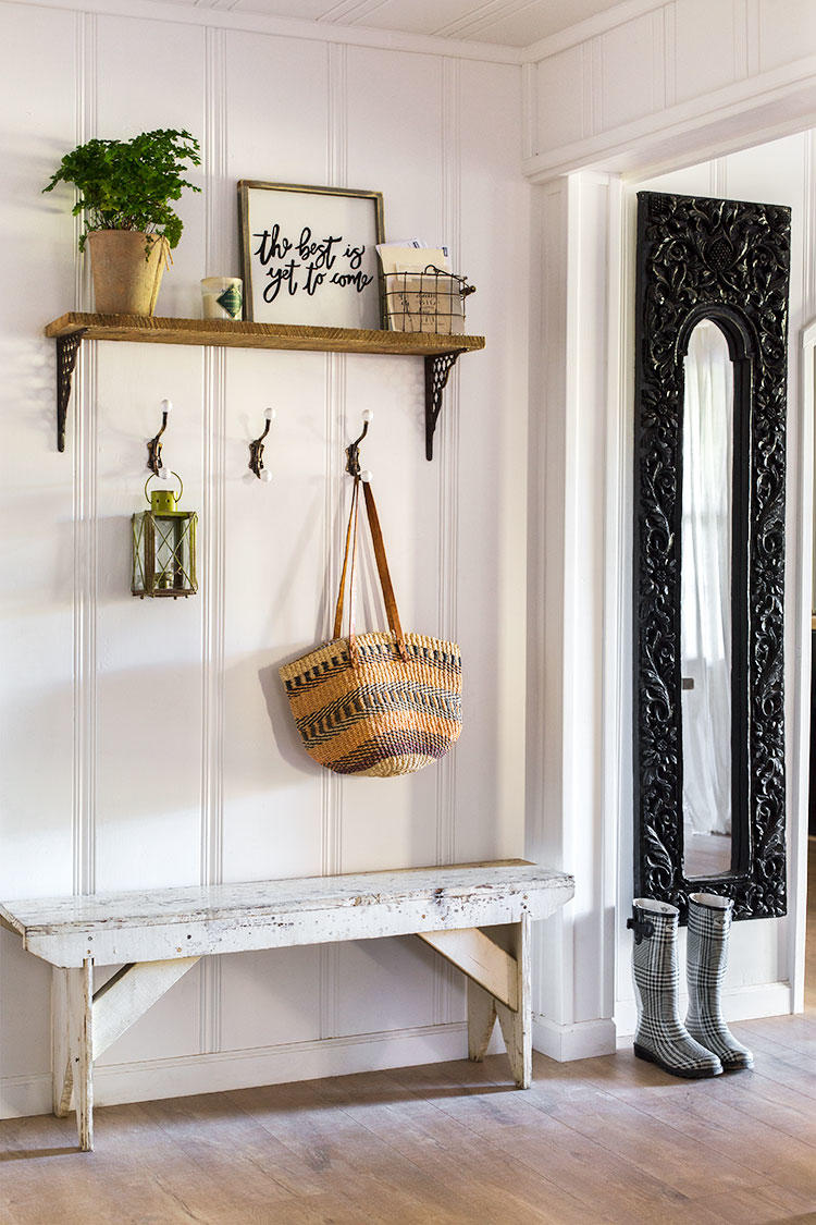Check Yourself Out 15 Mudroom Ideas