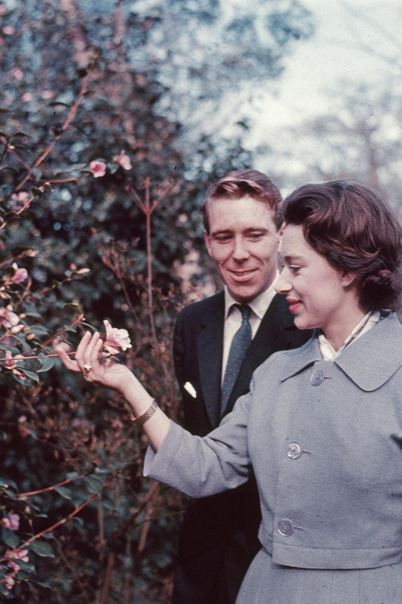 Royal Engagement Rings Princess Margaret, Countess of Snowdon
