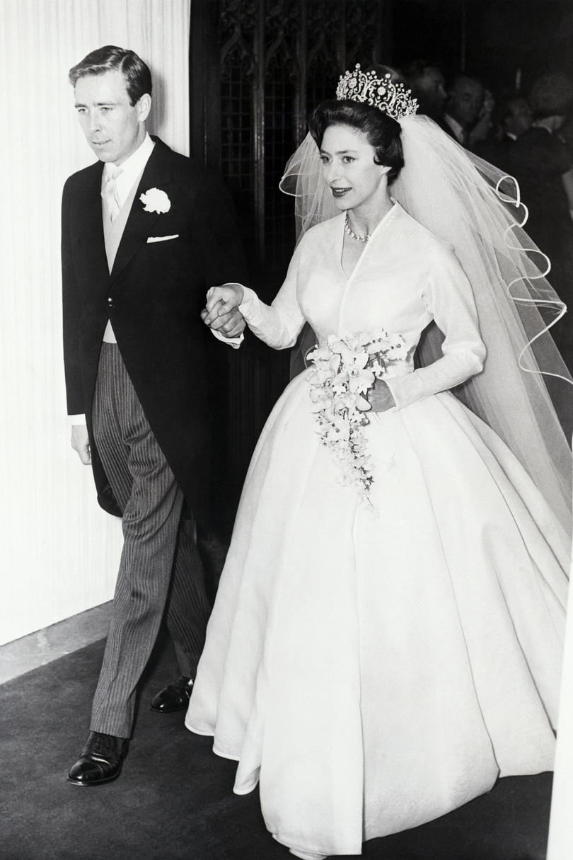 Princess Margaret of England and Antony Armstrong-Jones