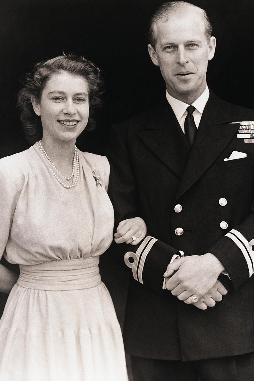 Royal Engagement Rings Queen Elizabeth II