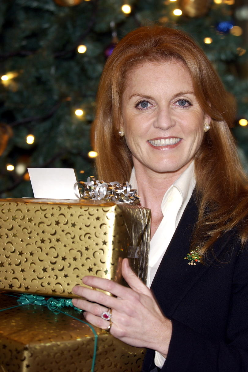 Royal Engagement Rings Sarah, Duchess of York