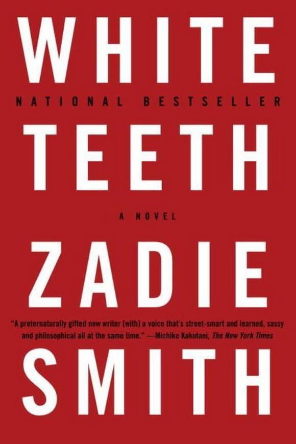 White Teeth Book Cover : Books from the past years everyone should read at