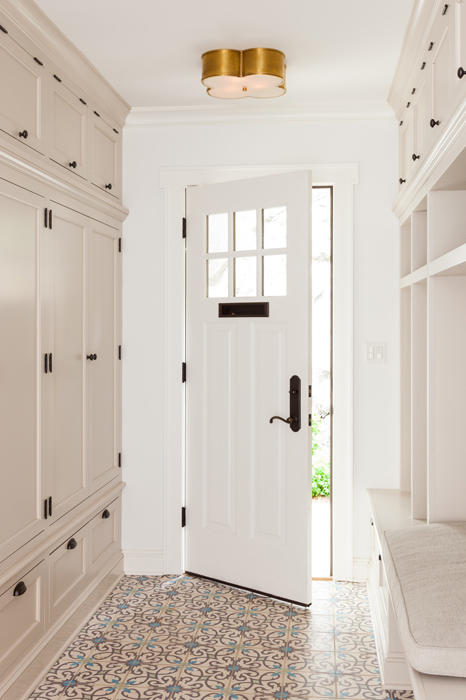 15 Mudroom Ideas Weu0027re Obsessed With Tile the Floors & 15 Mudroom Ideas Weu0027re Obsessed With - Southern Living