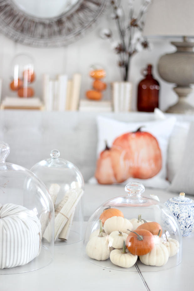 20 Incredible Ways to Decorate with Pumpkins This Fall Think Tiny