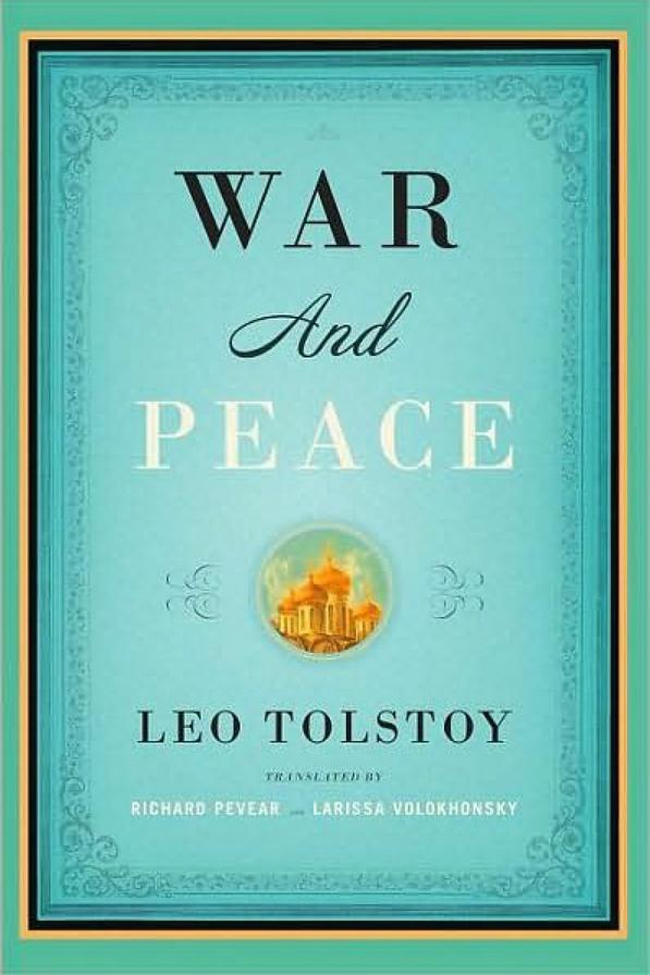 RX_1707_War and Peace by Leo Tolstoy_Book Retire