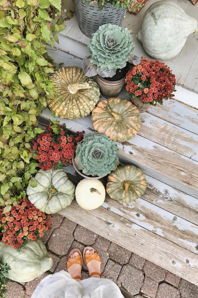 20 incredible ways to decorate with pumpkins this fall pick the ugly ducklings - Fall Pumpkin Decorations
