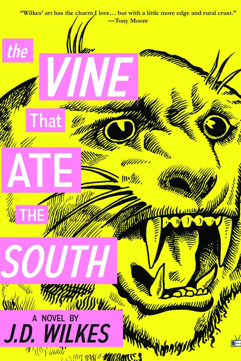 RX_1707_The Vine that Ate the South by J. D. Wilkes_Best New Books
