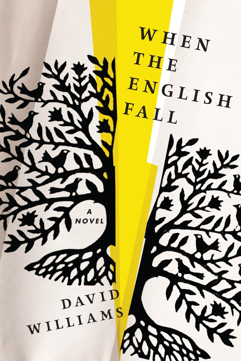 When the English Fall: A Novel by David Williams