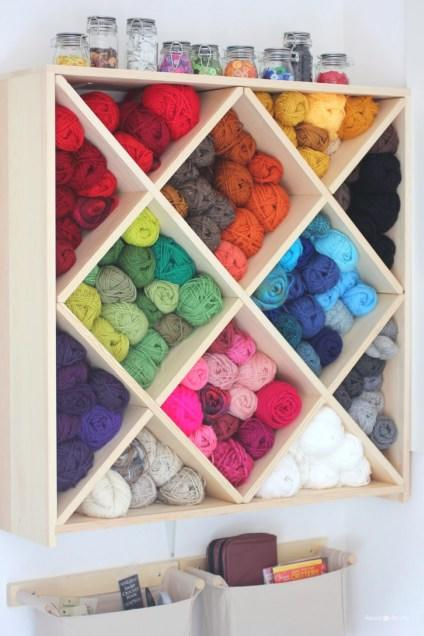Yarn Cubbies