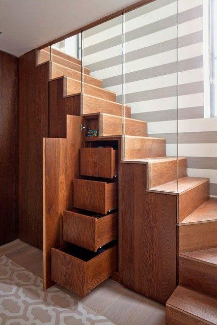 Hidden Storage, Stairs