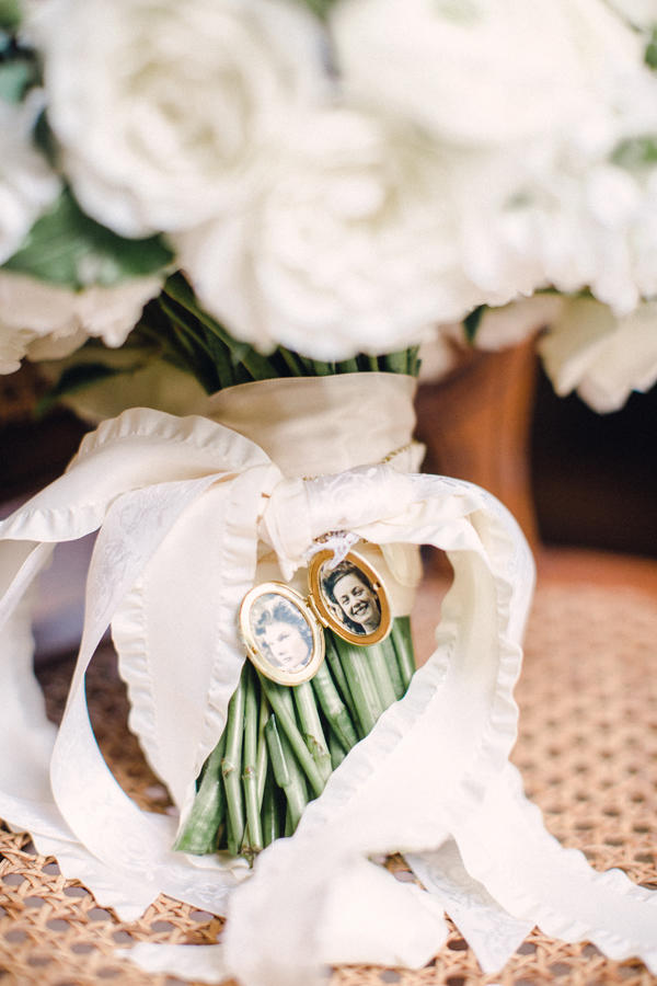 Bridal Bouquet Locket