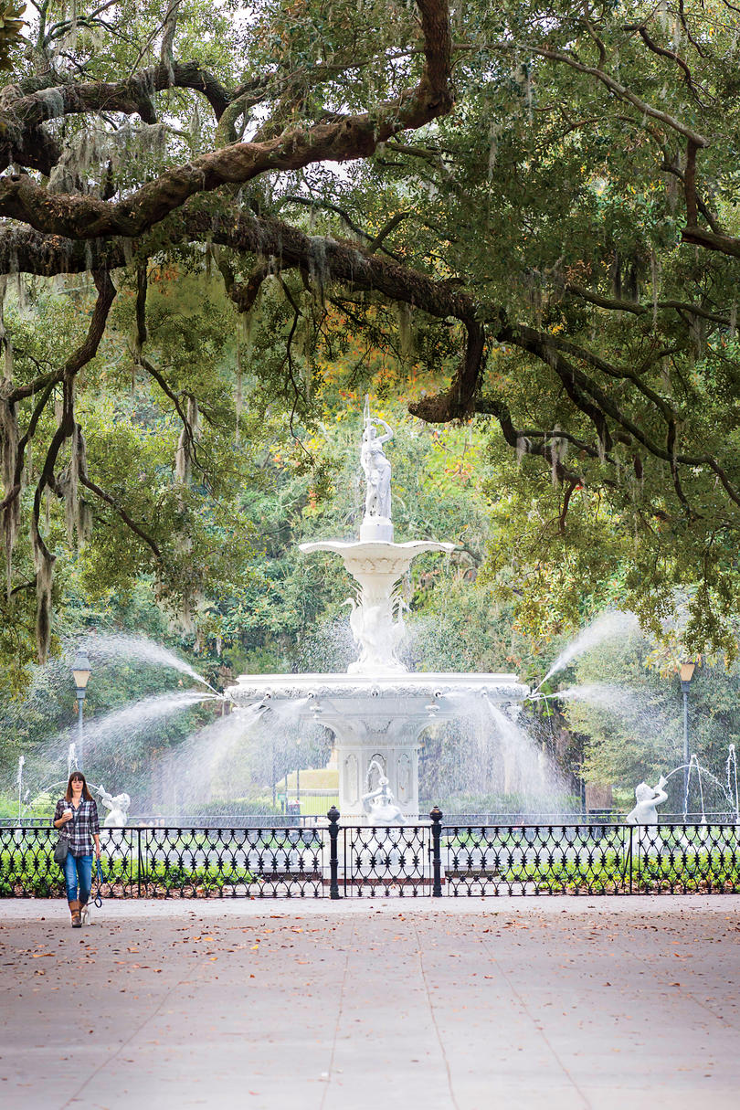 10 Walkable Girlfriend Getaways Southern Living