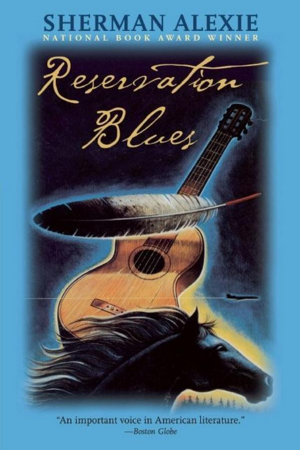 Washington: Reservation Blues by Sherman Alexie
