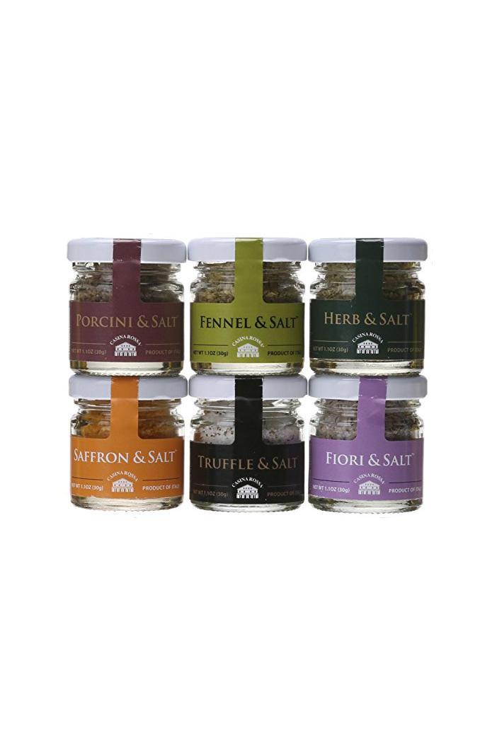 Casina Rossa Gourmet Sea Salt Gift Pack