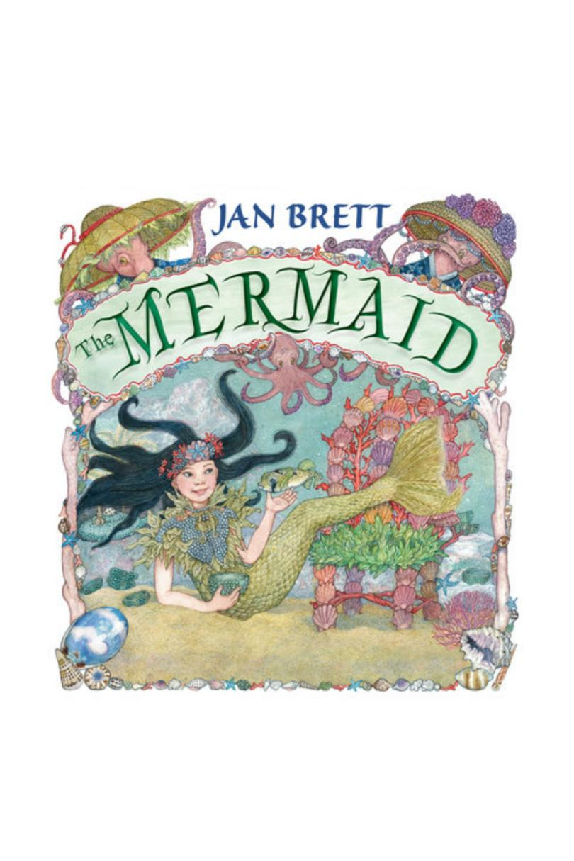 The Mermaid by Jan Brett