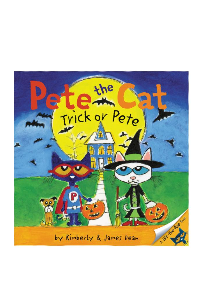 Pete the Cat: Trick or Pete by James Dean