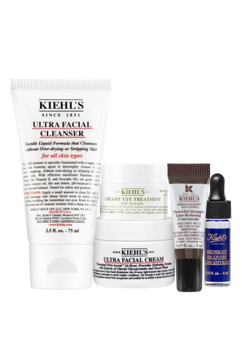 Kiehl's Healthy Skin Essentials Kit