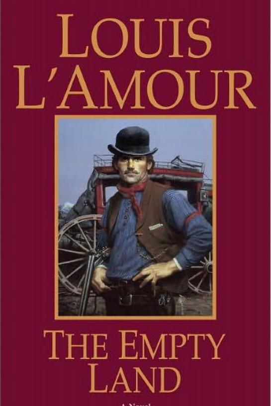 Utah: The Empty Land by Louis L'Amour