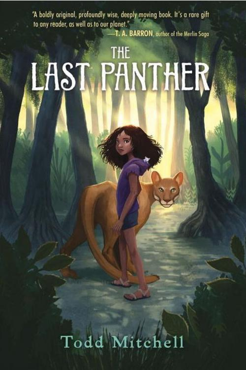 The Last Panther by Todd Mitchell