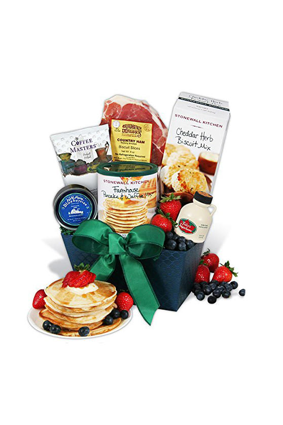 New England Breakfast Gift Basket Classic