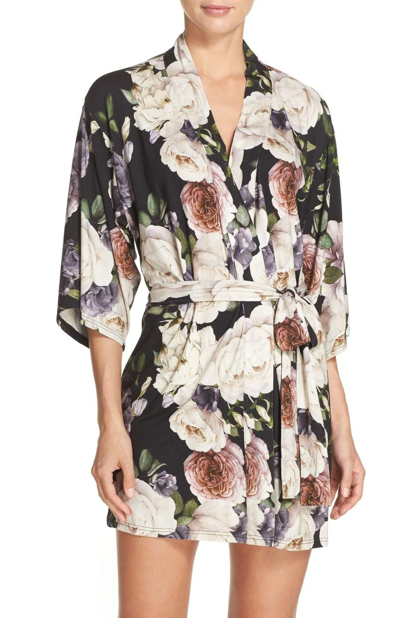 Flora Nikrooz Renee Short Robe