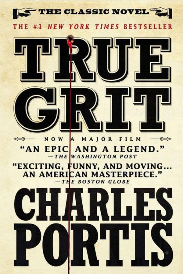 Arkansas: True Grit by Charles Portis
