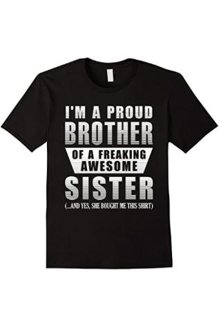 Proud Brother Shirt  sc 1 st  Southern Living & Christmas Gifts for Your Brother