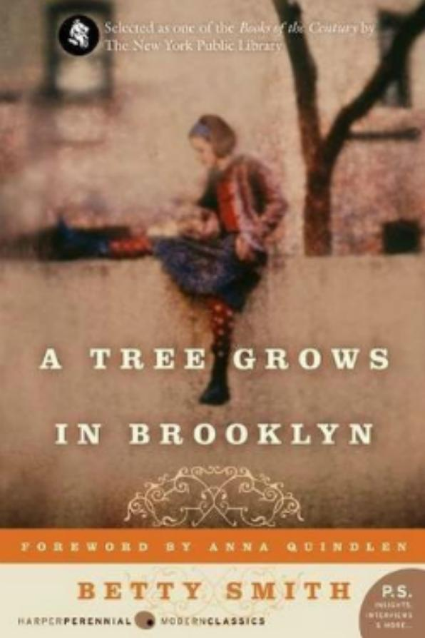New York: A Tree Grows in Brooklyn by Betty Smith