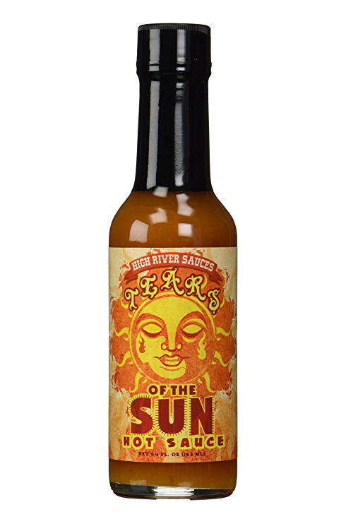 Tears of the Sun Hot Sauce