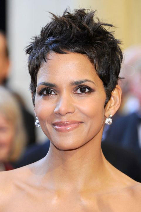 how to cut a pixie cut on curly hair