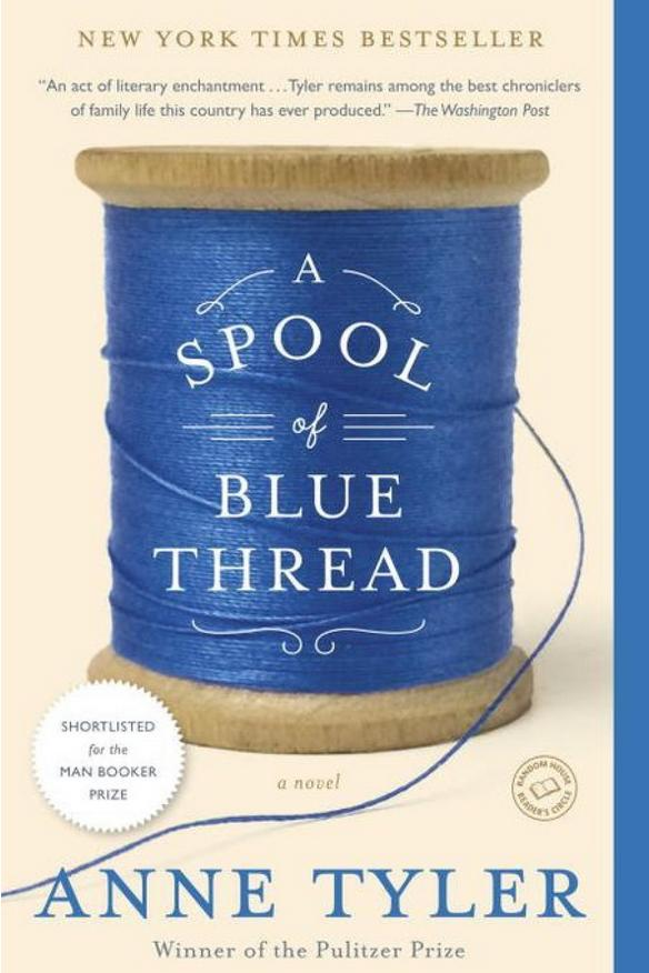 Maryland: A Spool of Blue Thread by Anne Tyler