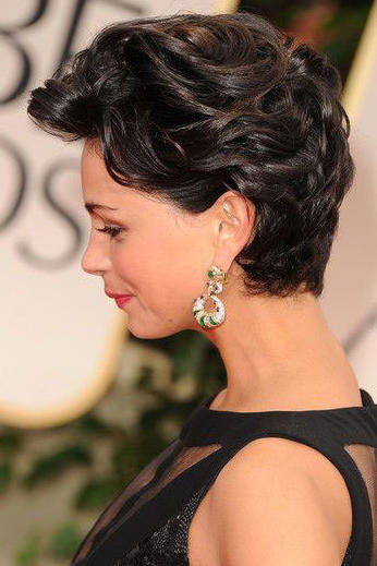 Curly Pixie Cuts We Re Loving Right Now Southern Living