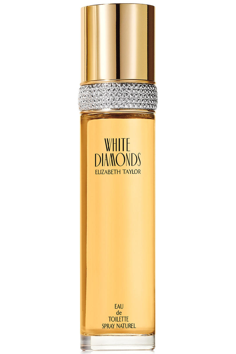 White Diamonds Elizabeth Taylor Eau de Toilette