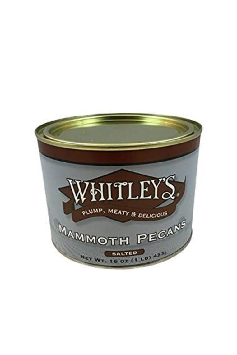 Whitley's Mammoth Pecans
