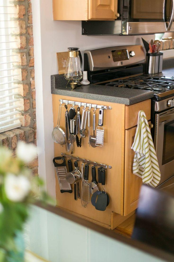 10 smart ways to store your kitchen tools southern living create a side station workwithnaturefo