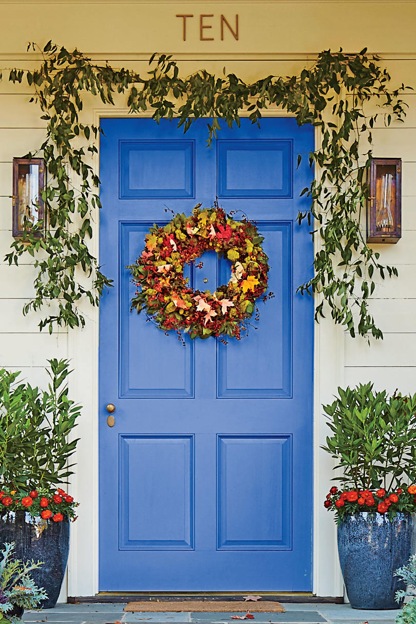 The Welcome Wreath
