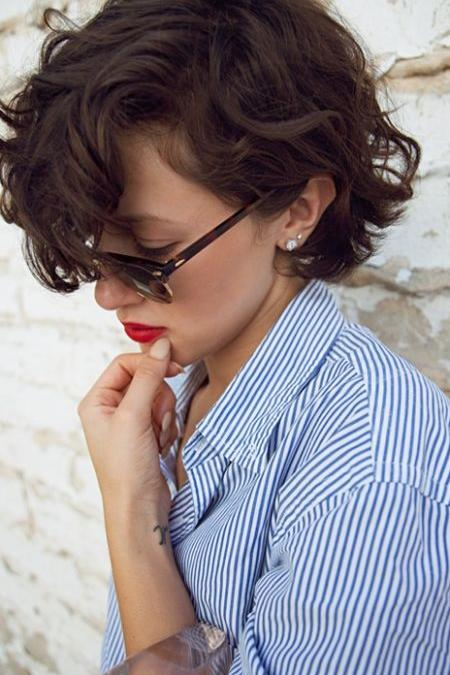 The Best Haircuts for Curly Haired Beauties - Southern Living