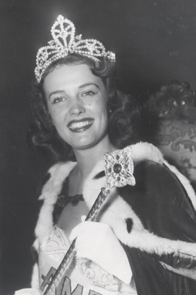 Miss America 1953 Neva Langley