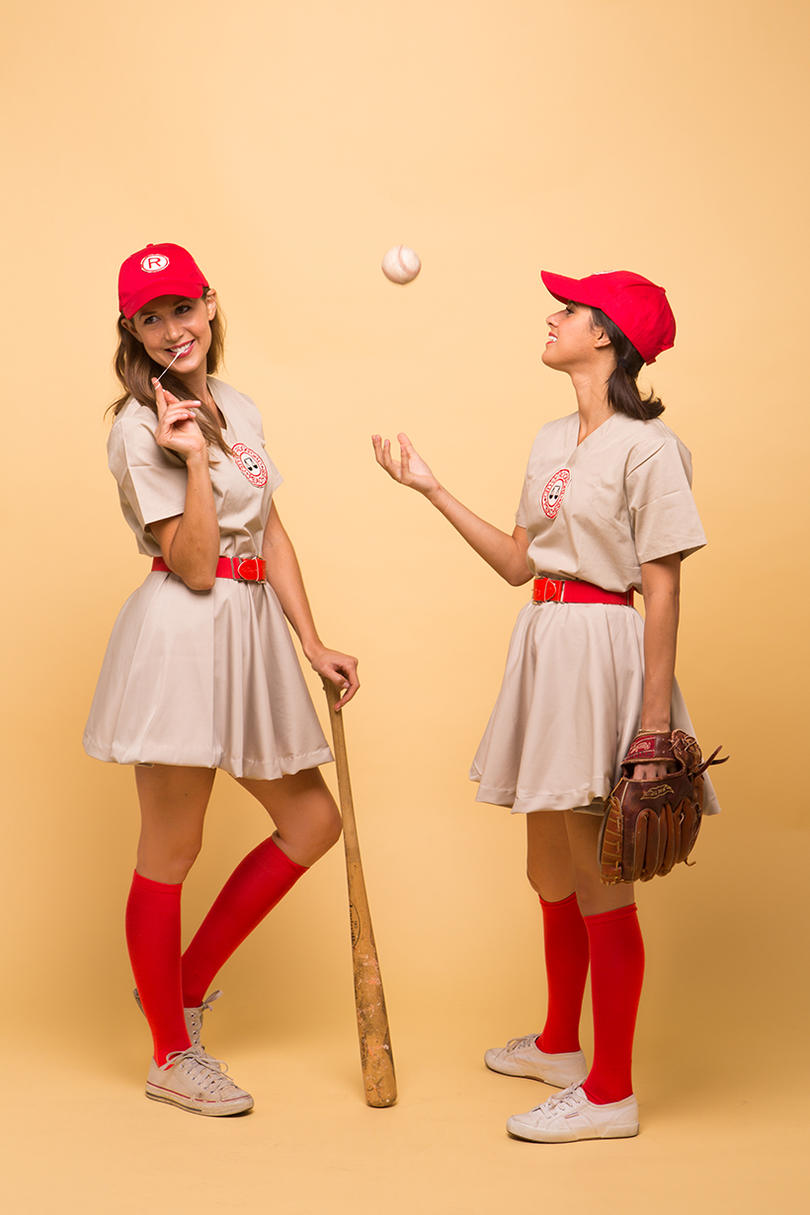 """A League of Their Own"" Players"