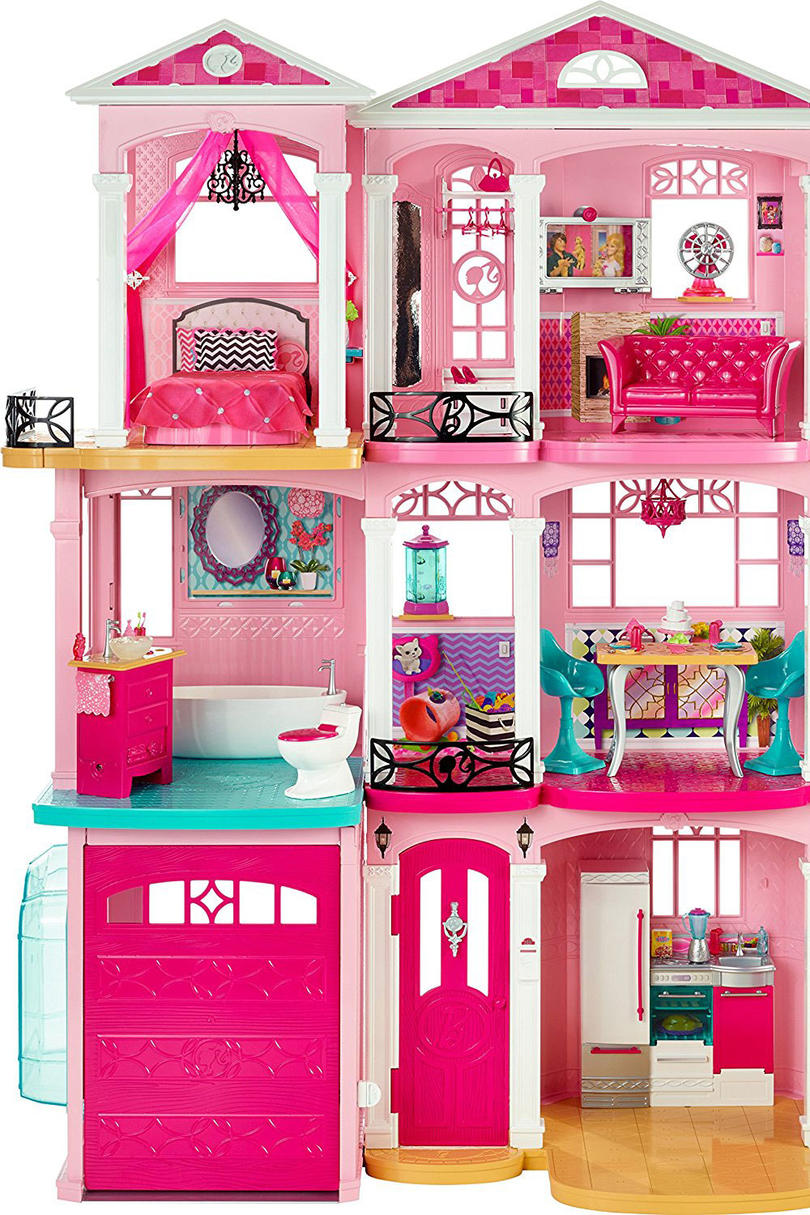RX_1709 Barbie Dreamhouse_Amazon Toys
