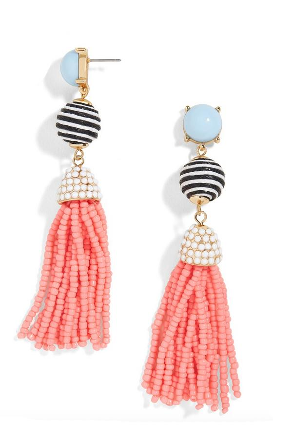 Mini Piñata Tassel Drops Trio