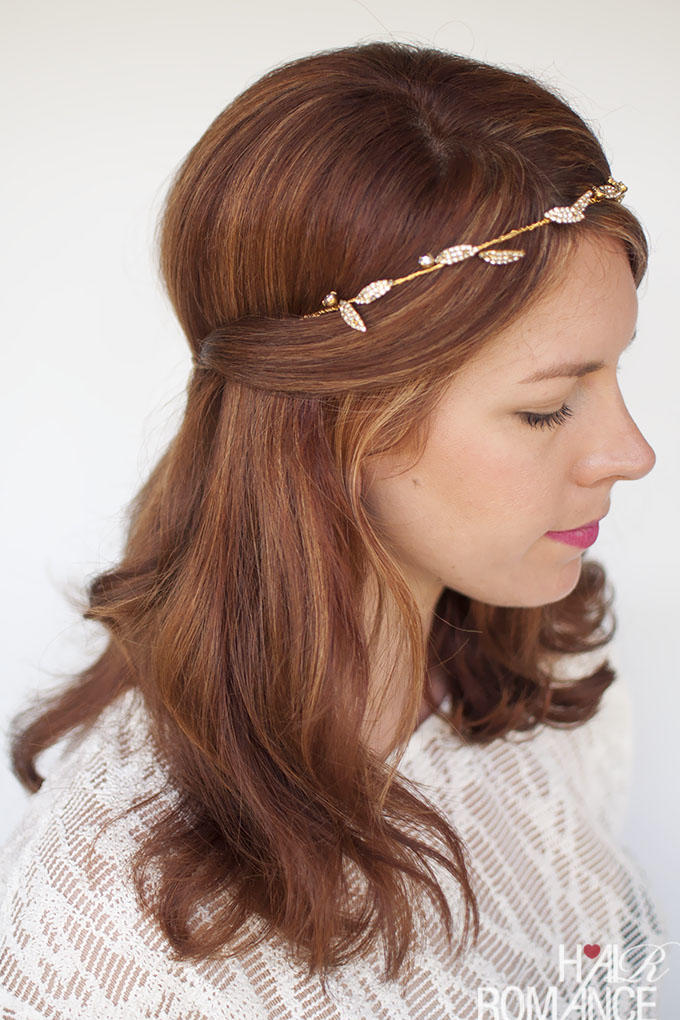 Our Favorite Half Up Hairstyles For Bridesmaids Southern Living