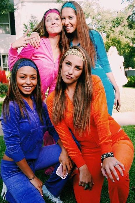 Group Halloween Costume Ideas Perfect For Your Sorority