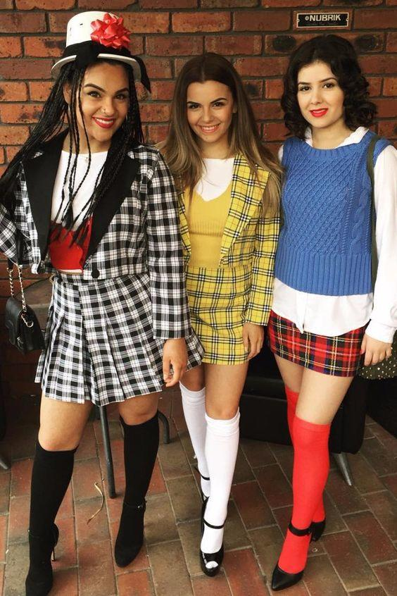 Halloween Costume Ideas For 3 Women.Group Halloween Costume Ideas Perfect For Your Sorority Sisters