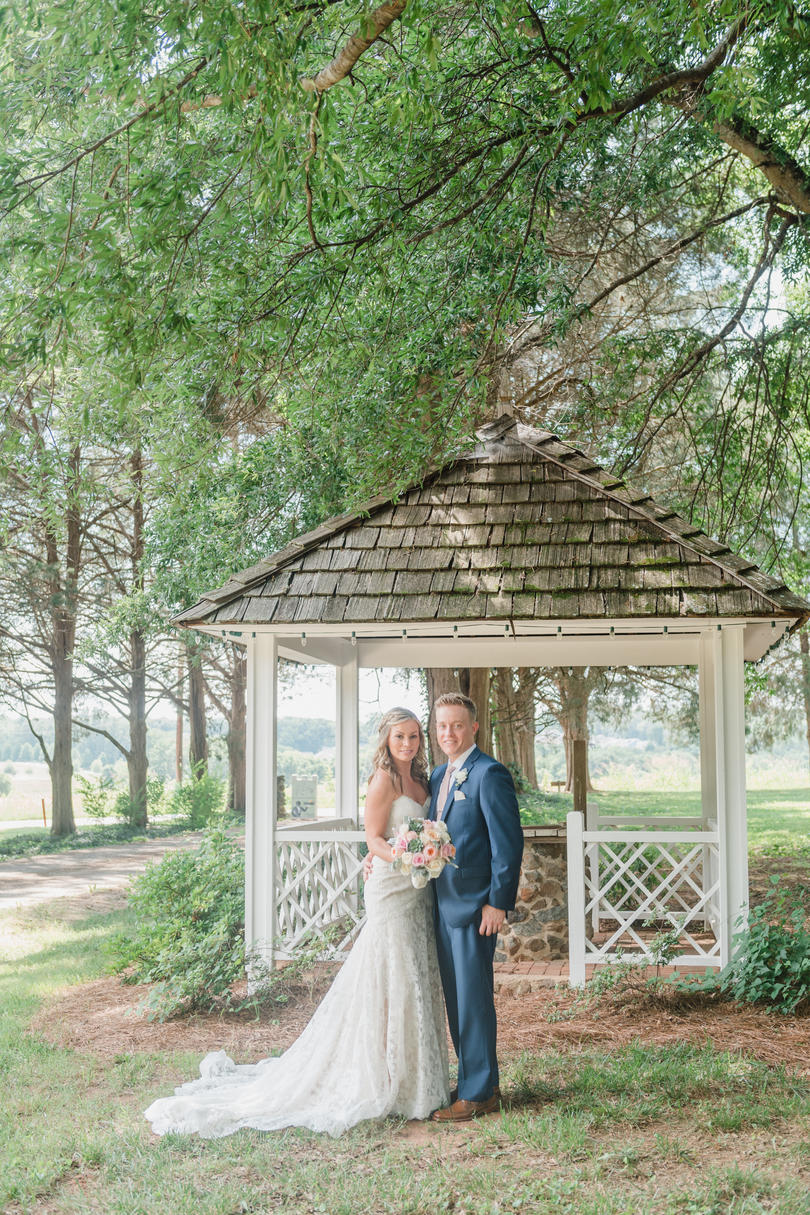 Bride and Groom Beaver Dam Historic House