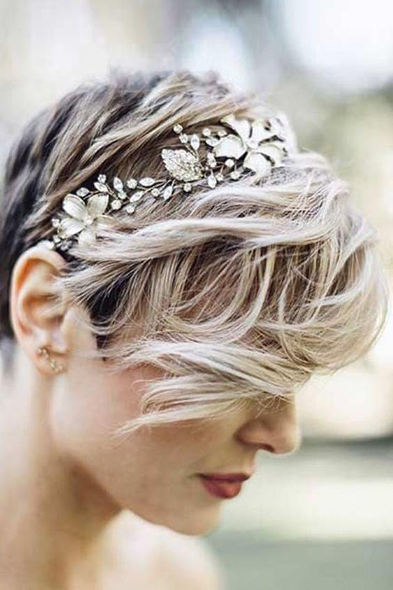 Wear a Wintry Headband